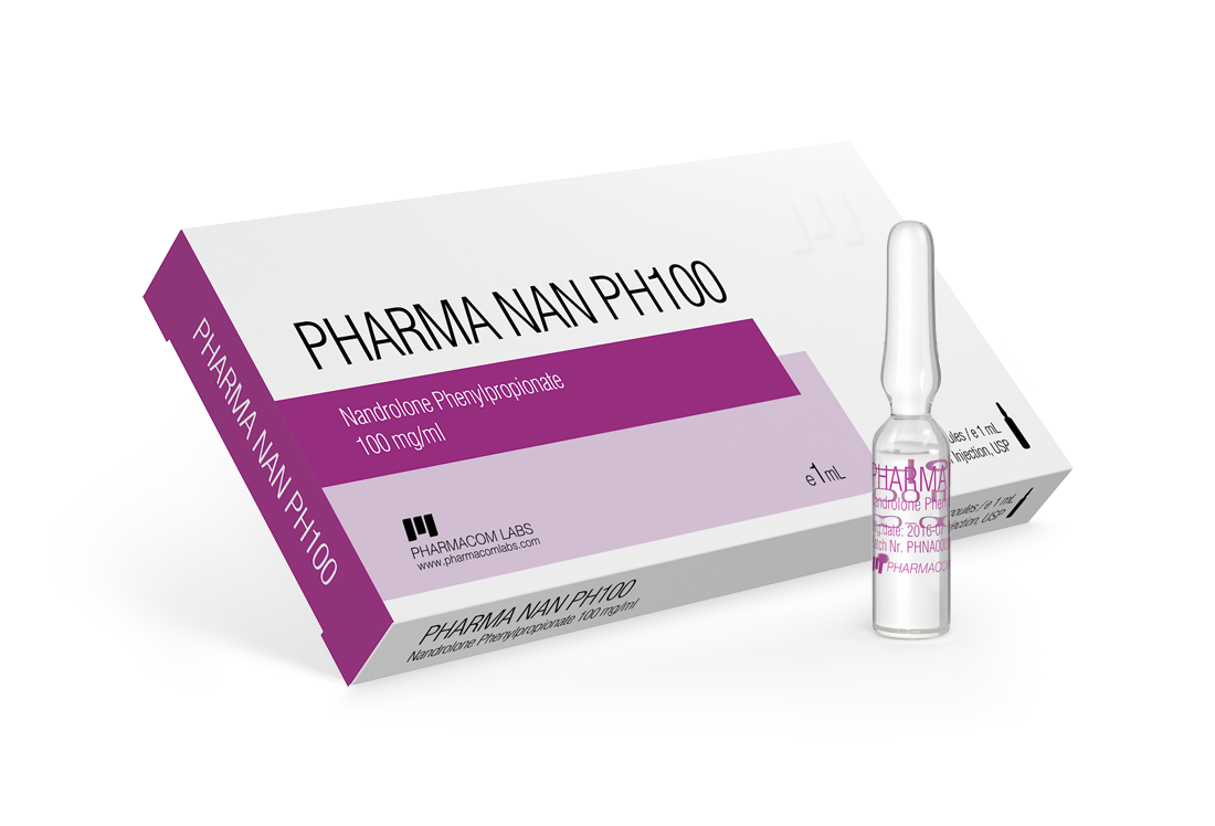 PHARMA NAN PH 100 Ampules